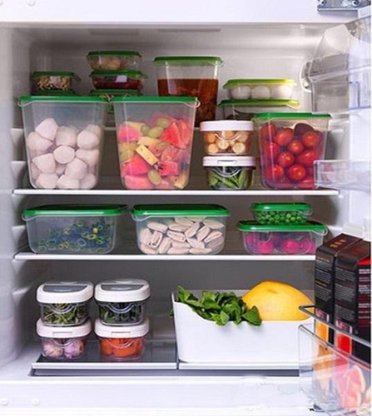 CẢNH BÁO: nguy cơ ngộ độc thực phẩm từ việc dùng tủ lạnh sai cách